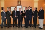 Sheriff's Office Corrections Division honored for receiving reaccreditation from New York State Sheriff's Association